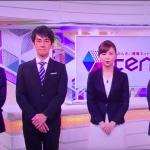 【中谷しのぶ】不適切企画の「ten.」中谷しのぶアナらが生放送で謝罪!!