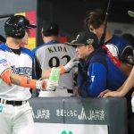 【杉谷拳士】日本ハム杉谷「史上19人目離れ業」初の左右両打席本塁打!!
