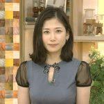 NHK桑子真帆アナの衣装に視聴者騒然 「全然内容が入って来ない」と話題に!