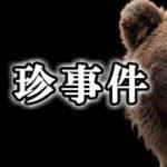 【衝撃映像】動物の珍事件 4選